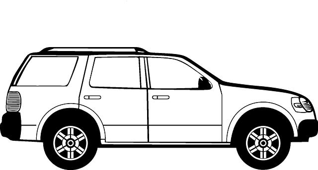 cestovní automobil
