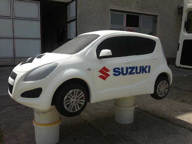 model Suzuki