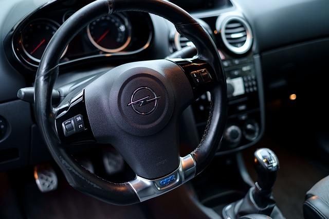 Opel volant