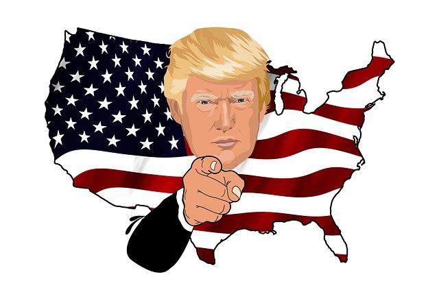 Donald Trump a A,e